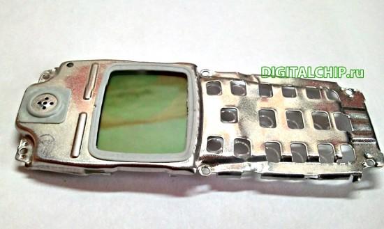 Экран Nokia 1100 в сборе