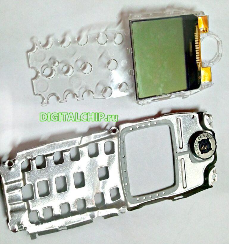 Разобранный Nokia 1100