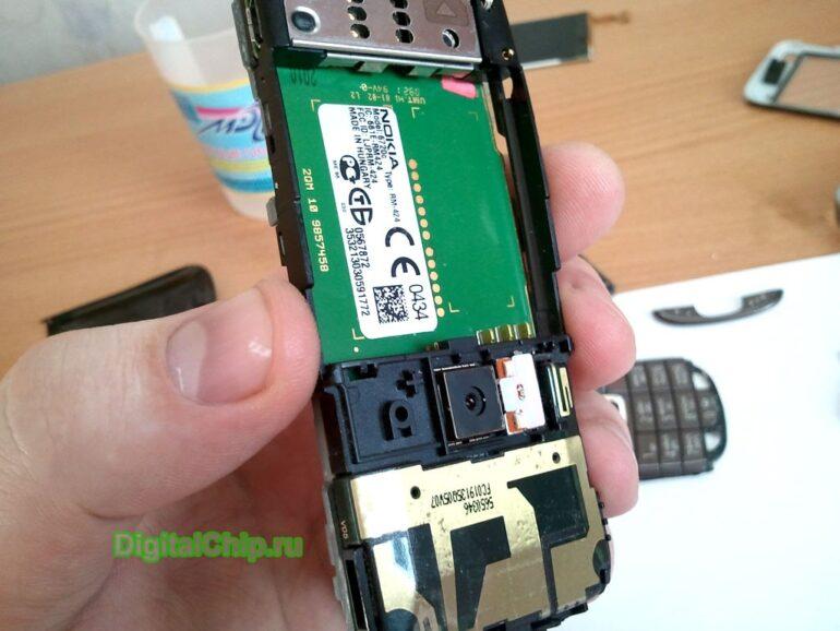 Утопленник Nokia 6720 Classic