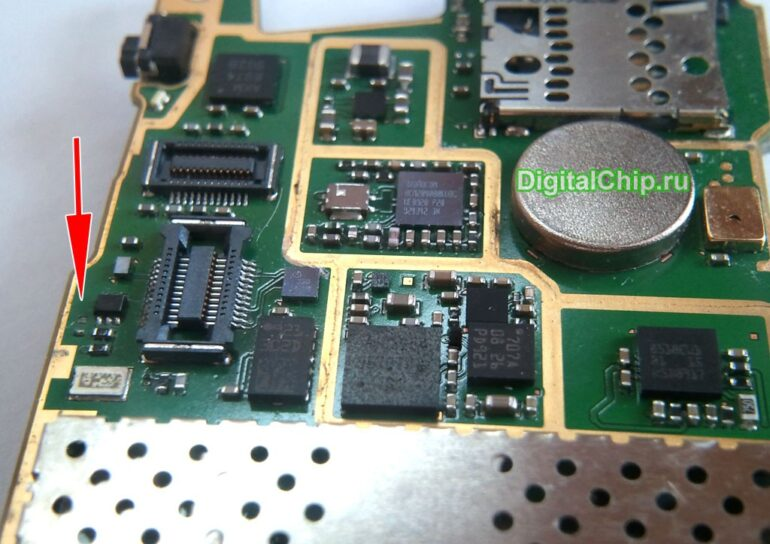Разборка Nokia 6720 Classic - фото 10