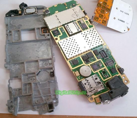 Разборка Nokia 6720 Classic - фото 3