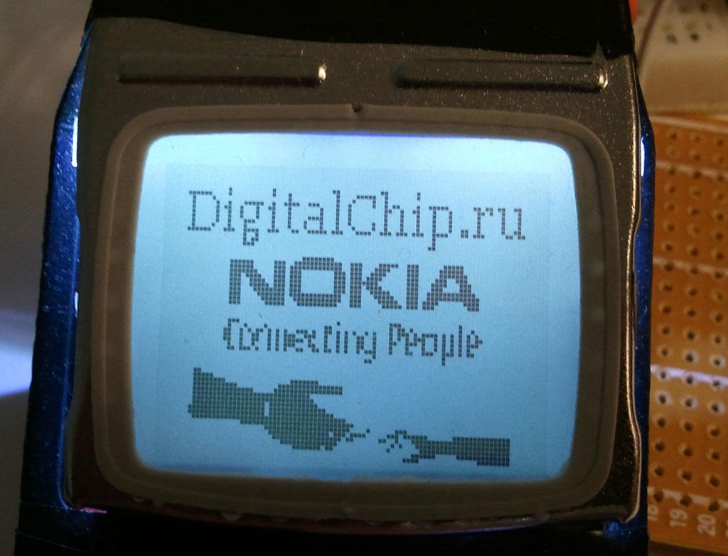 Nokia 1100 - картинка 1