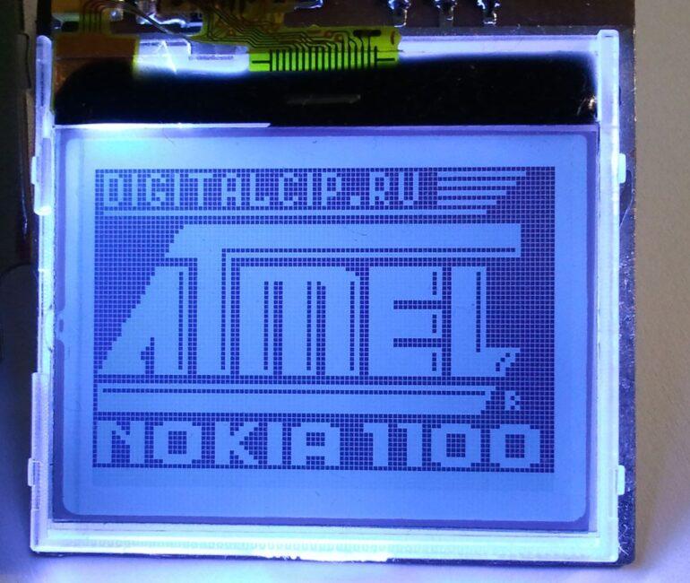 Nokia 1202 - картинка 2 - инверсная