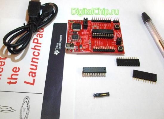 Комплект LaunchPad 430