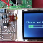 Библиотека AVR-GCC для lcd-экрана Nokia 6610. Обновление.