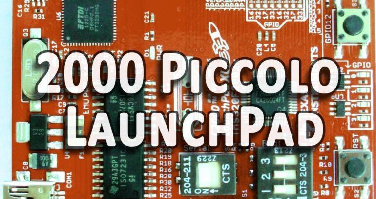 2000 Piccolo LaunchPad