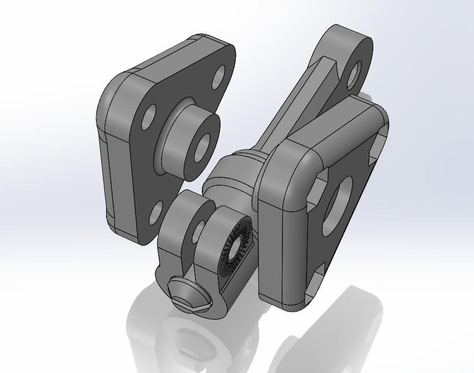 Механизм Camelion KD-008C C01